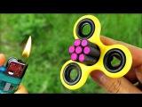 Amazing Experiment Fidget Spinner &amp Petard