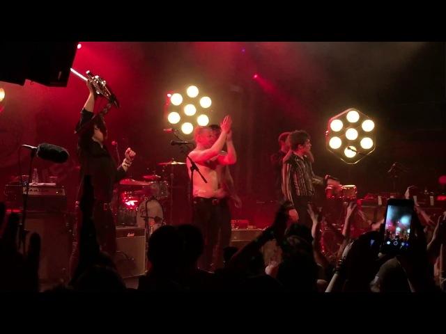 Mando Diao | Dance With Somebody | Sala Apolo | Barcelona 2018 [HD]