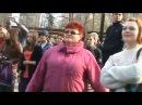 Satisfaction Бабуля Бабушка танцует на дне города сатисфекшн из 100500