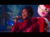 Ciara - Rockin Around The Christmas Tree live