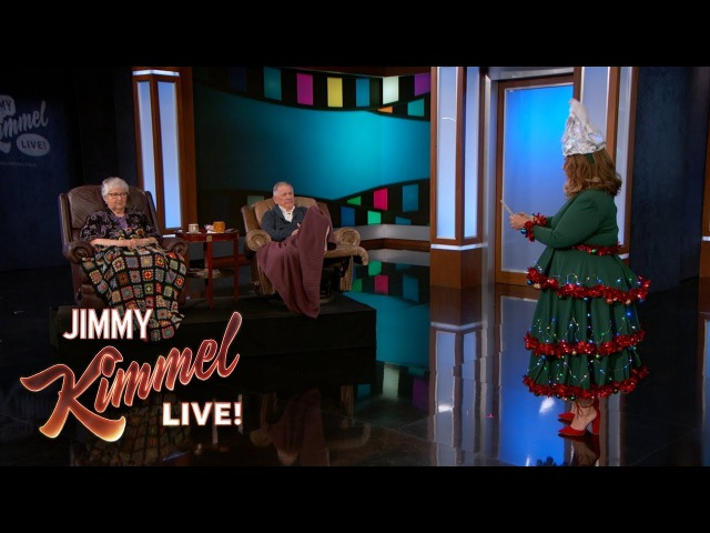 Melissa McCarthy's Parents Play 'Who Loves Their Daughter More?'