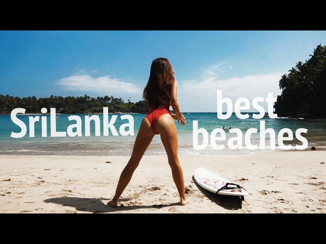 Best beaches of SriLanka with Mary Shum