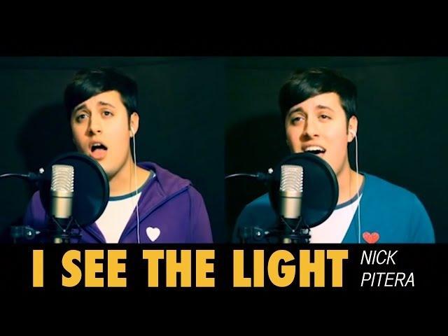 I See The Light - Disney's Tangled - Nick Pitera (cover)