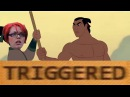 Mulan - I'll make a man out of you but every man plays a triggered feminist video