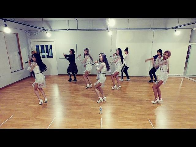 블라블라(Blah Blah) - 참 잘했어요(Good Job) 안무 영상 Dance Practice Video