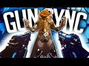 Overwatch Gun Sync Spooky Scary Skeletons