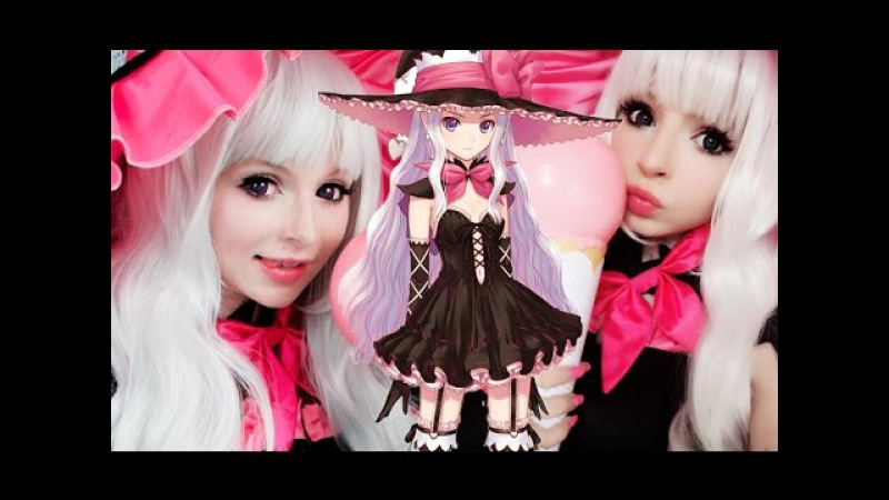 Anime Witch Melty Makeup Tutorial ✴ メルティ・ド・グラニテ