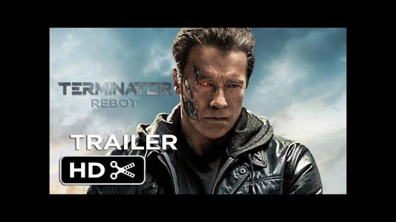 Terminator 6 Reboot (2019) Trailer | Arnold Schwarzenegger | James Cameron | New Movie | Fan-made