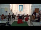 В.Власов - «Бассо остинато» (солистка Алевтина Никитина)