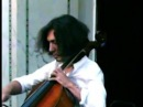 J S BACH Cello Suite No 2 in d minor, Gigue Ian Maksin live at Chicago Cultural Center