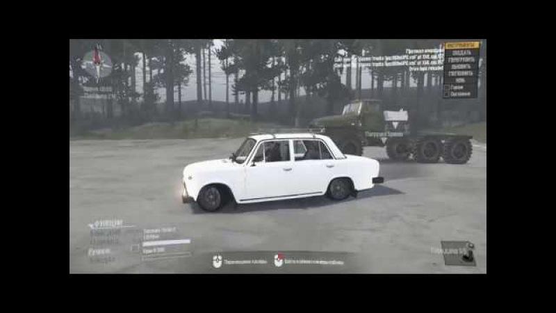 Spintires: MudRunner ВАЗ-2101 (Обзор)
