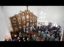 У свято Стрітення Предстоятель УПЦ звершив освячення найстарішого дерев'яного храму Києва