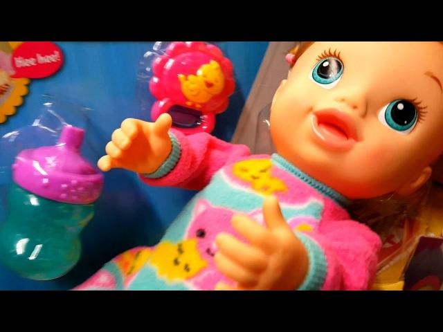 Новая кукла и куклы Монстер Хай с ДВУМЯ ГОЛОВАМИ Покупаем Шары ЛОЛ Алис КАК МАМА ...