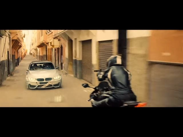 Mission: Impossible 5 - Rogue Nation - Car Chase Scene | Full (HD)