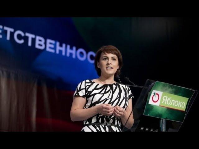 Галина Ширшина доверенное лицо Григория Явлинского в студии Большого Радио