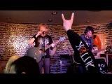 The Scorpions - James Kottak, Pawel Maciwoda &amp Nils Wandrey   - Concert at Hard Rock Cafe Berlin