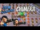 Boom Beach Chimera solo with Bullit (2.2M Core Health)
