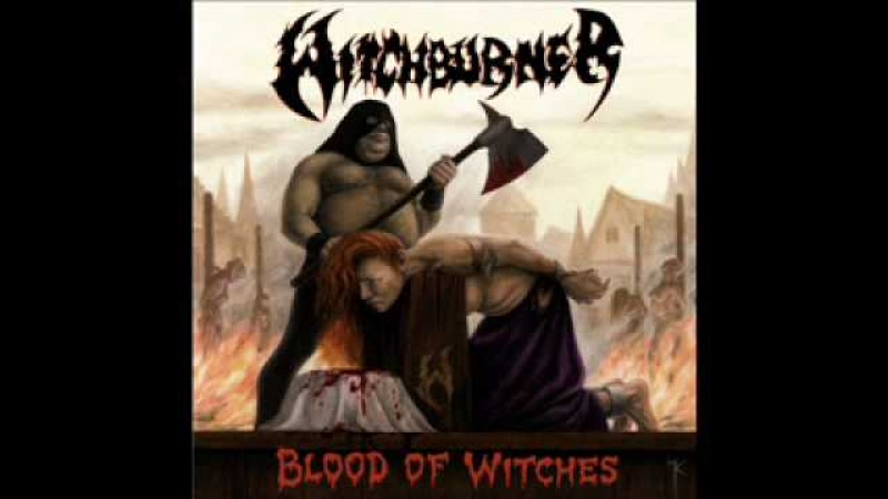 Witchburner - Demonic War Machine
