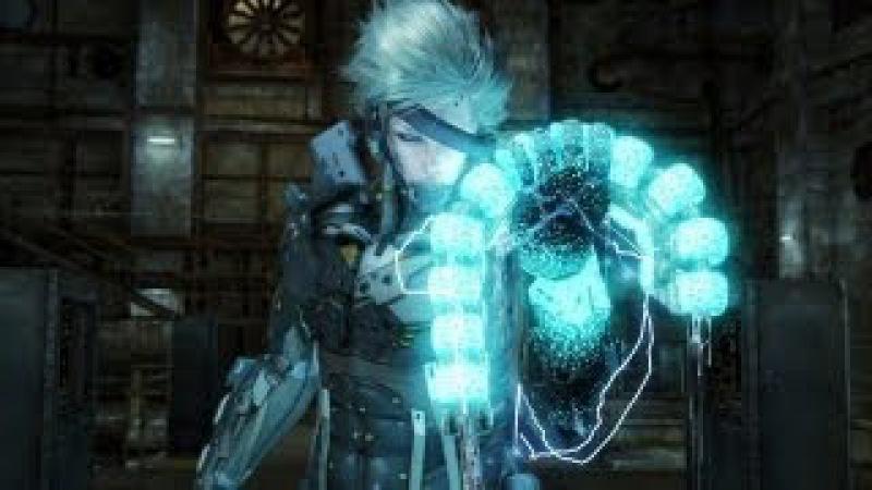 Metal Gear Rising Revengeance : глава 2 ( с комментариями )