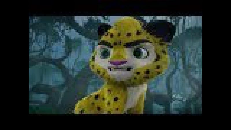 Лео и Тиг - Сборник - Топ серий мультфильма для детей о жителя тайги, - познаватель...