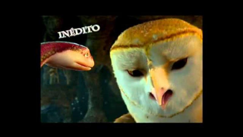 SBT apresenta o filme inédito A Lenda dos Guardiões