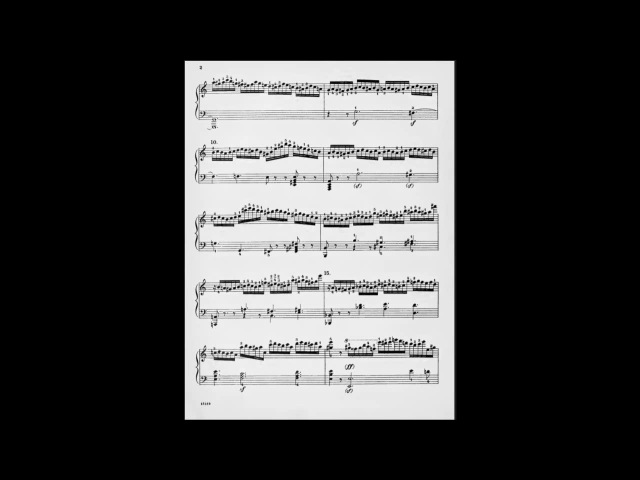 Ignaz Moscheles Op.70 Etude 01 in C Major ( Claudio Colombo )