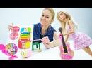 Барби придумывает подарок для Кена Игрушки для девочек
