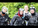 Stoney Cove Diving with Waterfront Scuba Divers GoPro