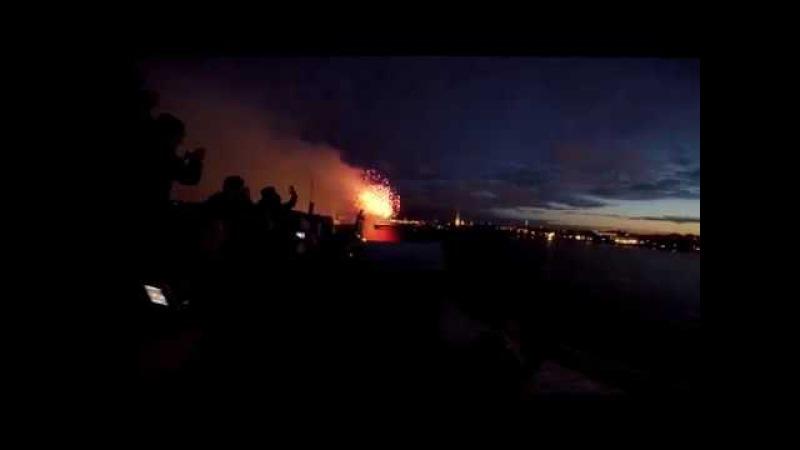 Салют на Алых парусах 2017