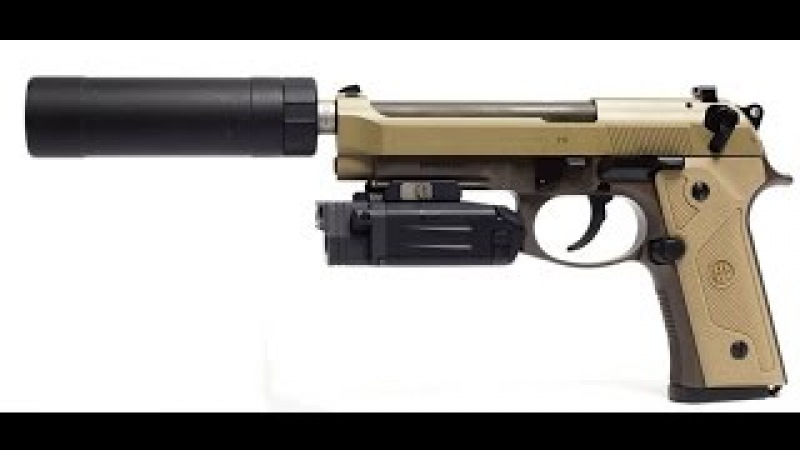 Новости №1: Beretta M9A3... ★СтволЪ☆ (vk.com/stvol_kazan) - группа, посвящённая огнестрельному оружию.