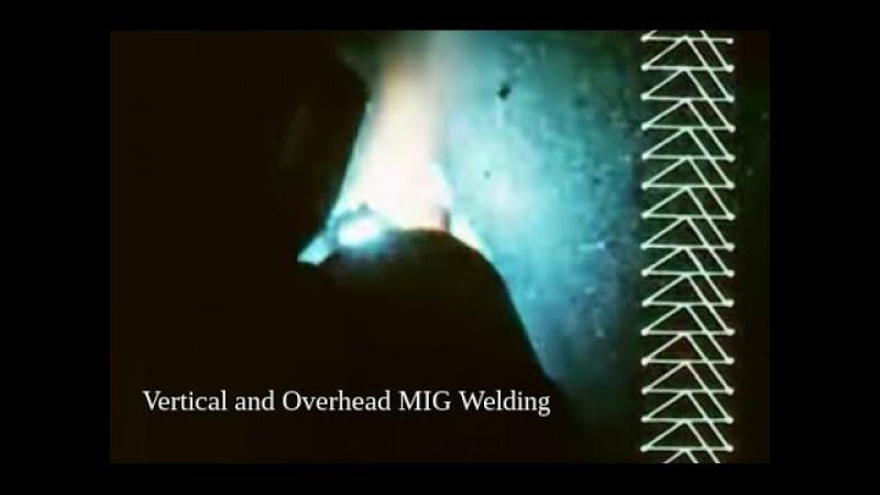 Vertical and Overhead Welding with a MIG Welder
