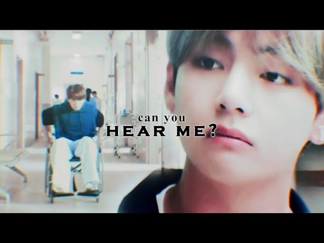 Taekook ; can you hear me?