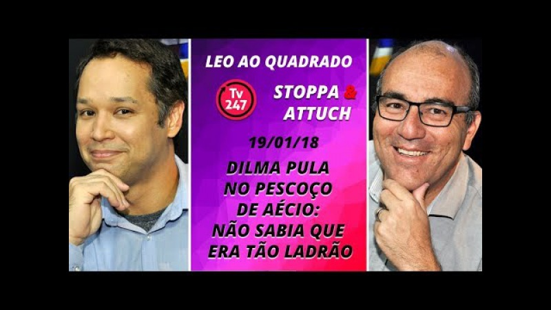 Dilma pula no pescoço de Aécio não sabia que era tão ladrão