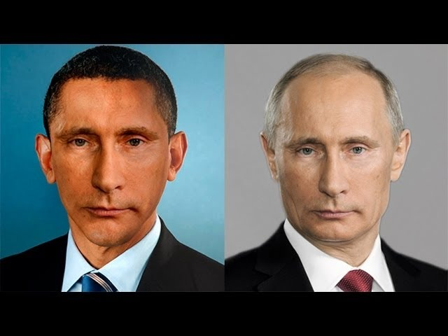 Как заменить лицо в Фотошопе CS5, CS6