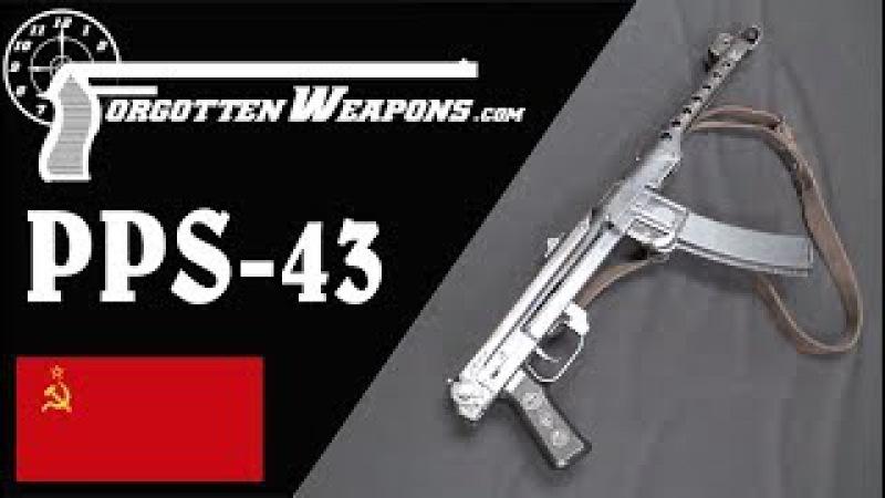 Sudayevs PPS-43 Submachine Gun Simplicity Perfected