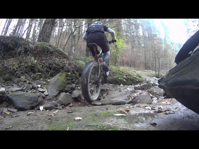 Проходимость Fat-Bike batek!