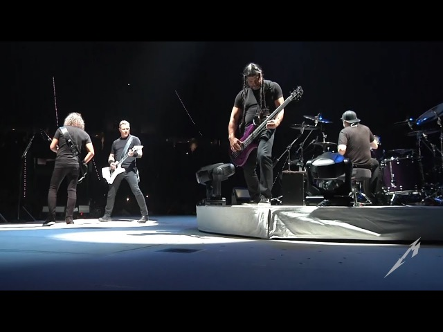 Metallica - Orion (Live @ Pala Alpitour; Turin, Italy, 10.02.2018 г.)