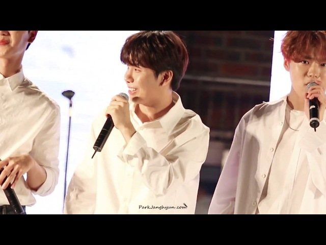 VROMANCE - SelFish (Janghyun Focus) (Luther University Rose festival 170512)