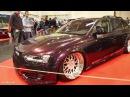 Audi A4 Allroad B8 2013 Tuning 2.0 TDI 177 ps 380 Hm Messer Motorsport 10jxR20 Cool-Tints