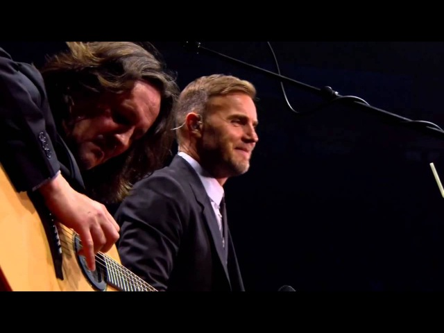 Gary Barlow Unplugged Medley ( Shame Co ) Live Acoustic