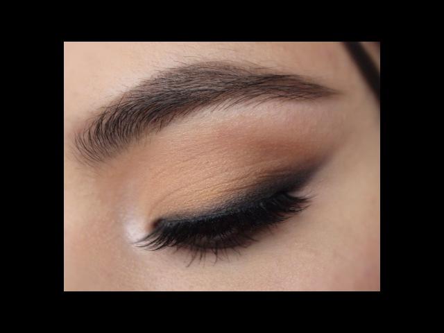 Smokey Winged Eyeliner Tutorial
