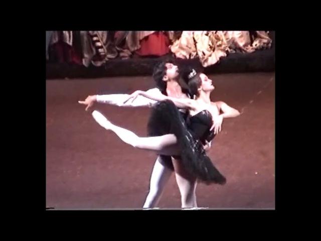 Tsiskaridze Stepanenko - Black Swan PDD Variations Coda