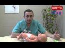 Массаж и гимнастика для новорожденного. Часть 1.