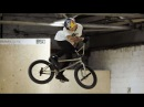 Kriss Kyle Rips BMX at Unit 23 Skatepark Raw 100