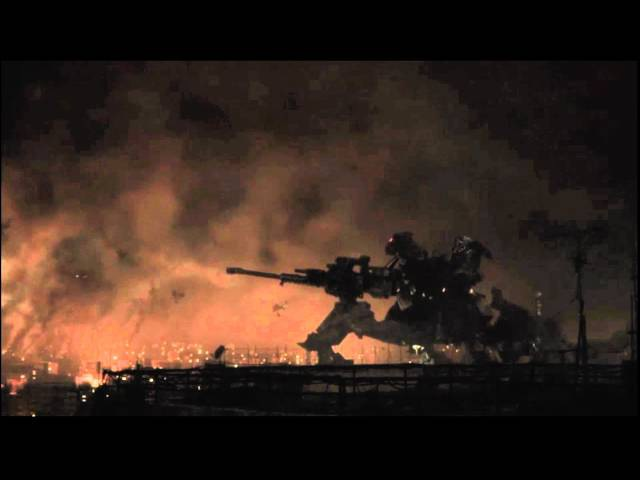 ARMORED CORE 5 CG trailler (full version)