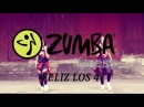 Feliz Los 4 Maluma - Zumba® Choréo by Isabelle Sabrina