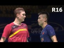 Viktor AXELSEN vs QIAO Bin Badminton 2017 China Open R16