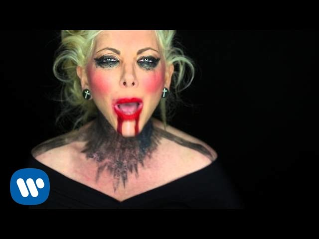In This Moment - The Fighter [Official Video]