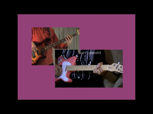 Londonbeat - I've Been Thinking About You (Bass guitar cover remixed by Iwan Lovynsky)