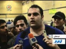 Behdad Salimi 217 256= 473 Unofficial Snatch and Total WR